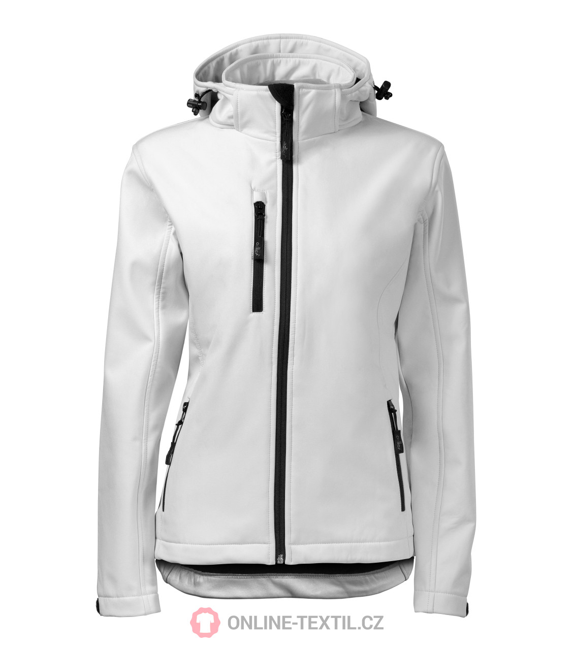 ... Ladies Softshell Jacket Performance with removable hood ...