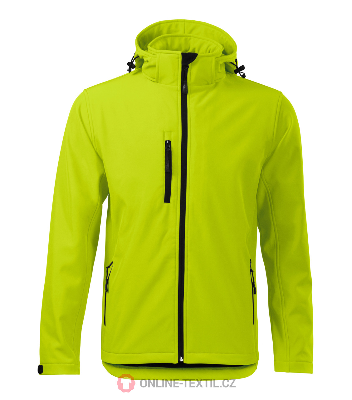 ... Gents softshell jacket Performance with removable hood ...