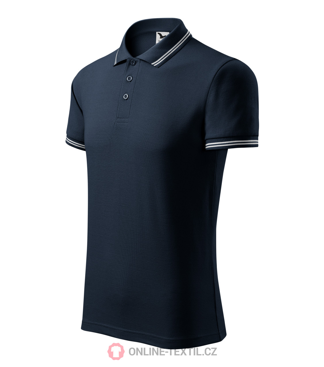 Adler gents polo shirt urban 219 navy blue online for Navy blue shirt online