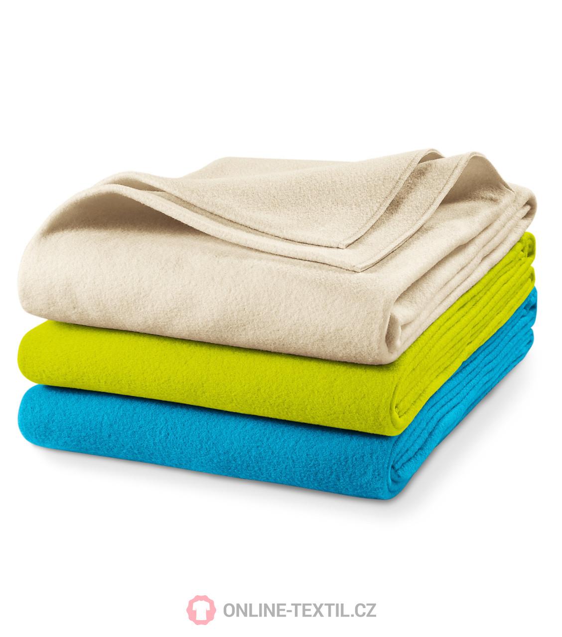 adler czech blanky fleece blanket unisex p94 yellow from the